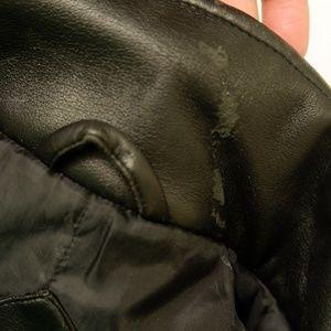 ee6d5573 VINTAGE St. Louis Rams Leather Jacket